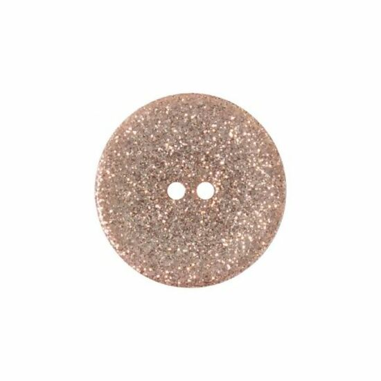 Bouton nacre rose 15mm