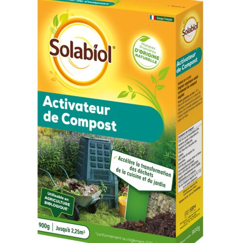 Activateur de Compost 900 G