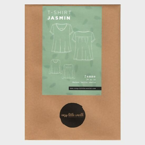 Tee-shirt Jasmin - Cozy Little World
